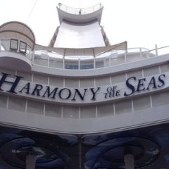 "Royal Carribean, Cinquanta sfumature in grigio di un giorno a bordo di ""Harmony of The Seas"""